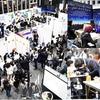 2月16日(金)に開催されたグローバル人材転職フェアに参加いたしました!