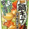 2018/10/05 味噌野菜鍋