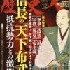 歴史人最新刊読んで、織田信長に翻弄された人物ランキングを作ってみたくなった!