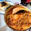 【1食330円】40ヌードルde高タンパク質キムチラーメンの自炊レシピ