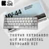 Kickstarterで40%メカニカルキーボード「kumo」出資者募集中!