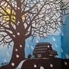 「佐久の季節便り」、昨夜、「霜月廿日」・月の出を観ました。