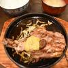 「ヤミテキ」今里の肉汁ほとばしる一品「ござる飯」
