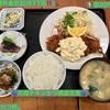 🚩外食日記(677)    宮崎ランチ   「かつれつ軒」★18より、【元祖チキンかつ南蛮定食】‼️