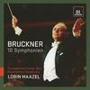 ブルックナー:交響曲第4番 / マゼール, バイエルン放送交響楽団 (1999/2010 CD-DA)