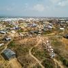 ロヒンギャ族の難民、クトゥパロン・キャンプから新たな場所へ移動 難民