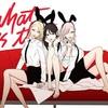韓国百合漫画「What does the fox say?」を読破した話(完全ネタバレ有り)