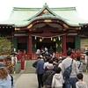 癒しの亀戸天神社