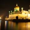 ブルネイのモスク(スルターン・オマール・アリ・サイフディーン・モスク)