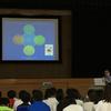 講演+車椅子体験サポート:伊東市立宇佐美小学校