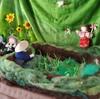 3年生の季節の祭壇