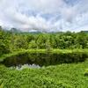 牛溜池(長野県松本)