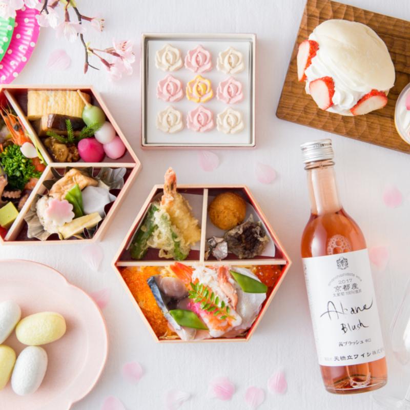 絶景桜を眺めながら食べたい❤お花見テイクアウトグルメ  in海の京都【10選】