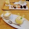 恵那川上屋のカフェでむっちゃ可愛いケーキ食べたよ【咲久舍カフェ】