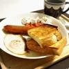 【撃沈】インスタ映えを目指して、たまには凝ったワンプレート朝食を作ってみた。