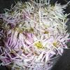 菊の食べおさめ