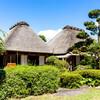 激走500キロ・鹿児島(2)重要文化財・二階堂家住宅にはパンダがいる