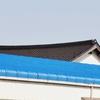 北松江線:沿線 屋根瓦