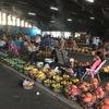 【台湾マンゴーの産地】台南から玉井への行き方及び注意点。玉井青果市場へ行ってみました