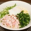 冬も冷たい麺が食べたい!冷やしたぬきうどん/和えるだけの納豆キムチツナパスタ(^-^)