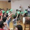 チャレンジタイム:応援練習② 緑組