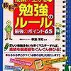主に勉強の仕方の参考書【購入】