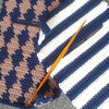 いつものポケティケース編み編み