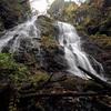 滝の写真 No.11 岡山県 泉山山麓の滝 中林の滝、火の滝、寺ヶ谷の滝