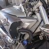 マグナV-MAXテイストカスタム#13 フロント隙間隠しパーツのアップグレード