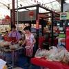 昼麺部 その9 雲南麺 クィティアオ ジーン  ユンナーン