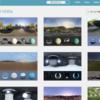 360度画像がダウンロードできるサイト