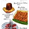 カヌレから寿司、焼肉の日曜日