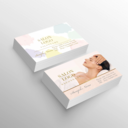 【可愛いおしゃれ美容印刷】エステ・ネイル・美容室系|かわいいサロンチラシ・名刺・パンフレット