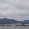 大晦日に宮島へ行きました