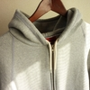 gymmaster CANADA Sweat raglan fullzip hooded