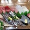 港南区上大岡西の「廻転寿し 義」でお寿司のお持ち帰り