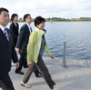 小池知事、宮城のボート場視察 県「費用安く」  競技団体は難色
