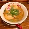 きぶんや道頓堀店で和歌山ラーメンを食べてきました