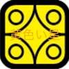 今日は、キンナンバ-208黄色い星 黄色い戦士音13の日です。