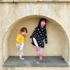 【1歳と4歳育児】姉妹の仲と恐竜ごっこ