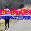 スロージョギングしてみたらめっちゃ楽に走れるようになった 楽しいと思えるペースで走っていいんだ!