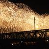 明日は納涼祭!面白い花火をお見せします!