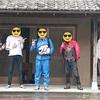 秩父ツー2018 2日目 第1章 雨神VS晴れ男