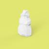 マーモットのローポリゴン調ペーパークラフト(無料型紙)Marmot paper craft template