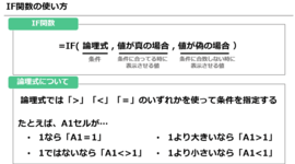ExcelのIF関数の使い方!基本から応用まで徹底解説