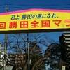 勝田マラソン参戦記