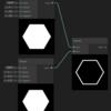 【Unity】ShaderGraphで穴の開いた図形を作る