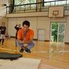 08/05(日) スラックライン体験会 in 矢島体育センター