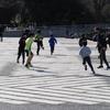 2月下旬:駒沢オリンピック公園をお写んぽ。 その2 ジェギングコースと屋内競技場編