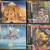 IRON MAIDEN(アイアン・メイデン)ザ・スタジオ・コレクション・リマスタード 第2弾!